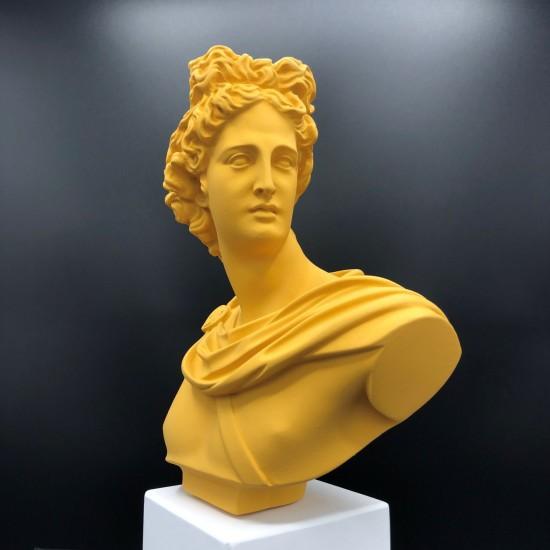 Apollo bust safran
