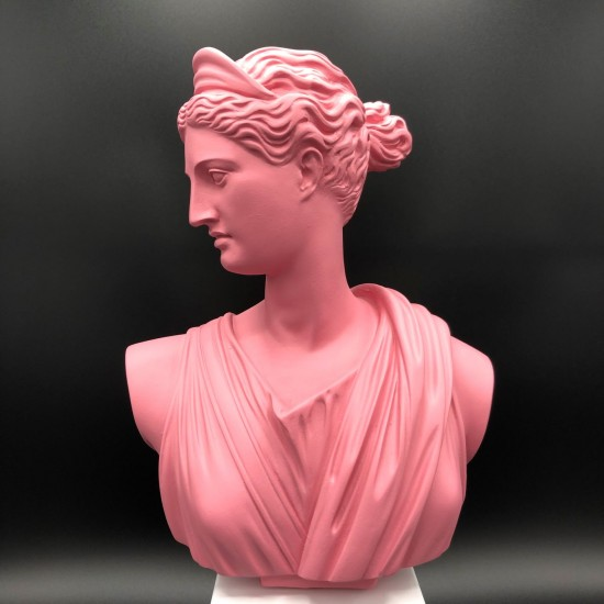 Artemis bust rose L
