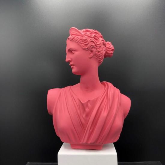 Artemis bust rosewood