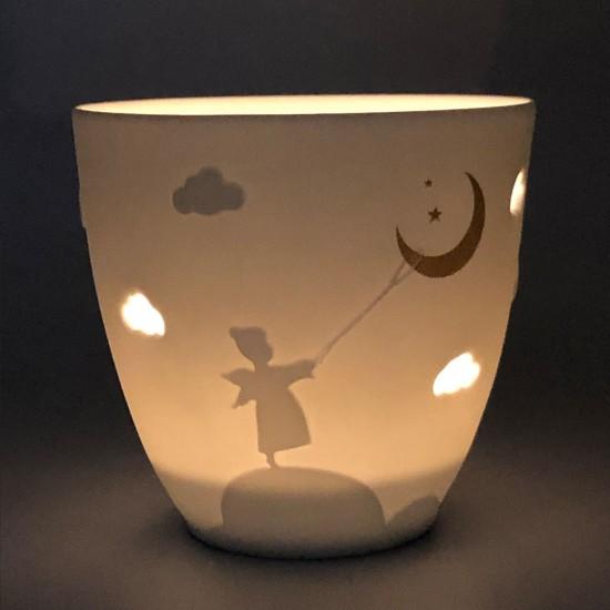 Poetry light Moon