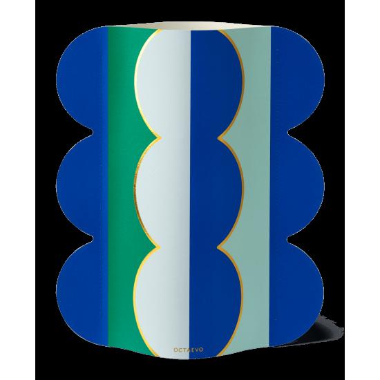 Paper Vase Riviera-Wave