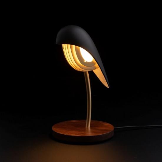 """Bird"" Ambient Light Onyx..."