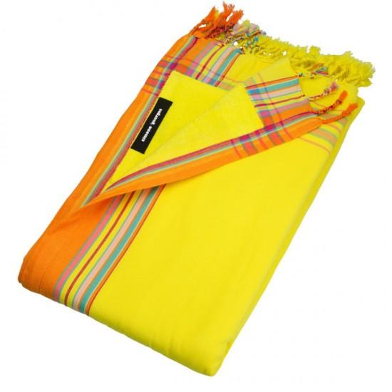 "Kikoy beach towel ""Barthelemy"""